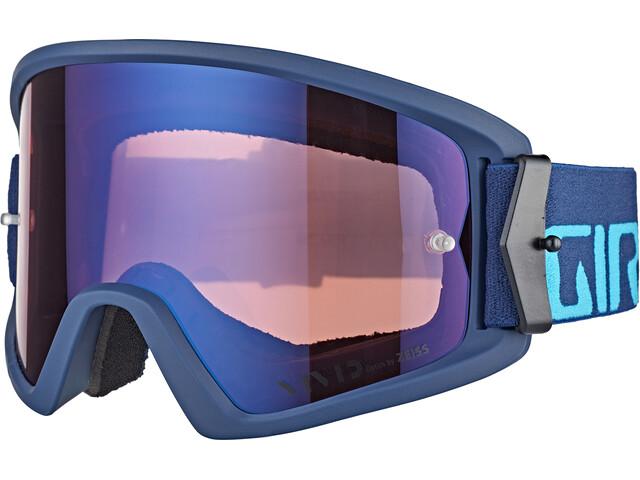 Giro Tazz MTB Goggles, midnight/iceberg/vivid trail/clear